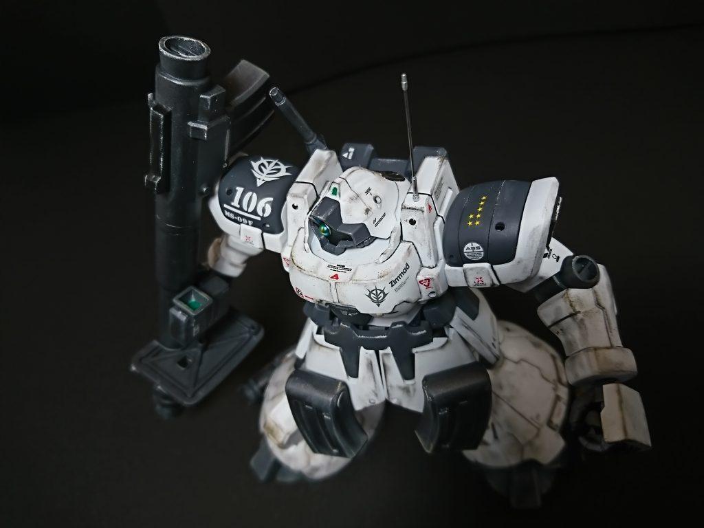 MS-09F DOM【type-Arctic】ドム北極圏仕様