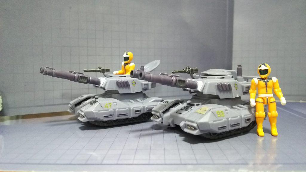 61式戦車(マイクロウォーズ)