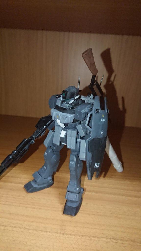 ジムスナイパーⅡ 黒き闇夜の特務部隊使用