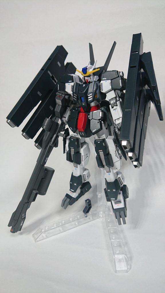 GN-010EX ガンダム アスティマ アピールショット1