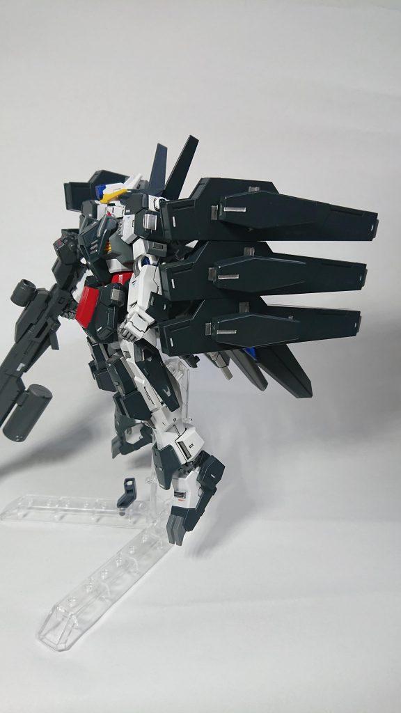 GN-010EX ガンダム アスティマ アピールショット4