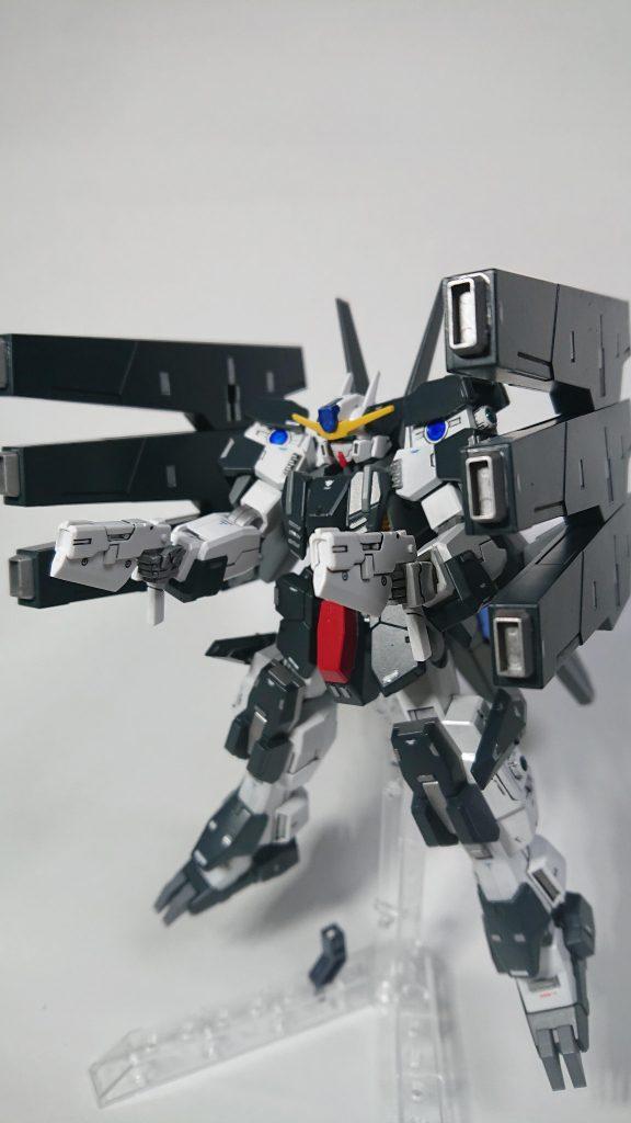 GN-010EX ガンダム アスティマ 制作工程1