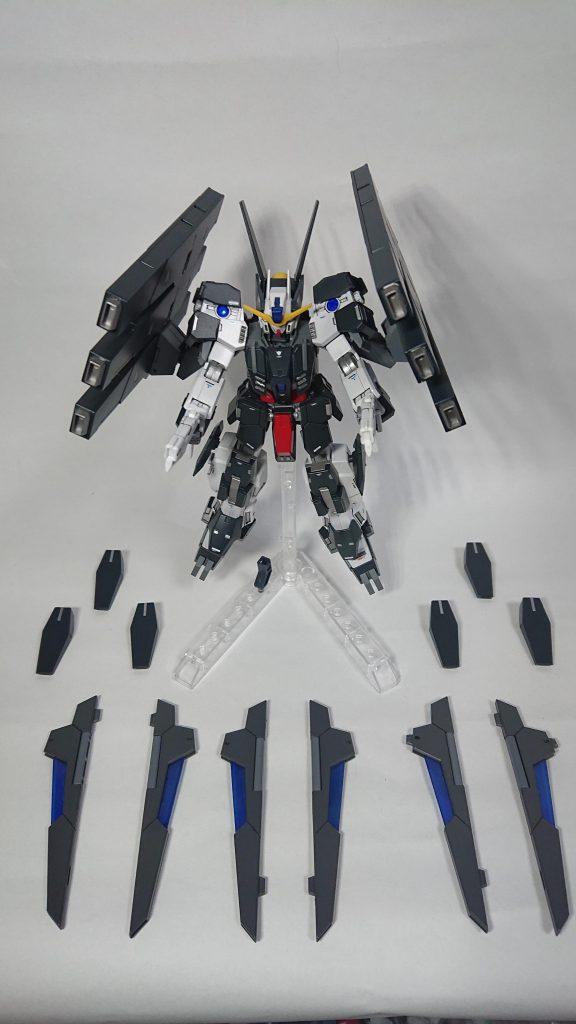 GN-010EX ガンダム アスティマ 制作工程4