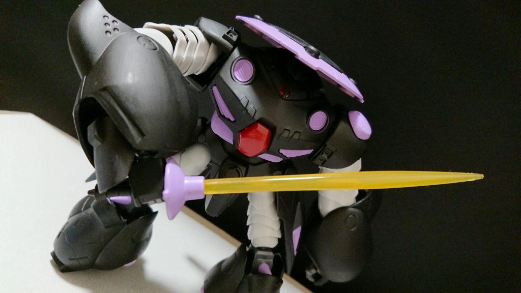 ズゴックE・STEEL アピールショット4