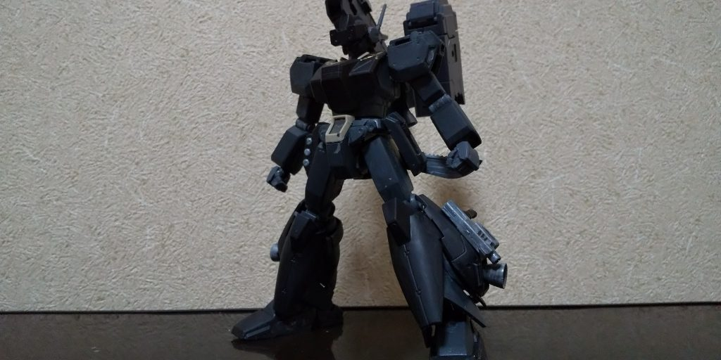 RGM-89MG  JEGAN  METALGEAR