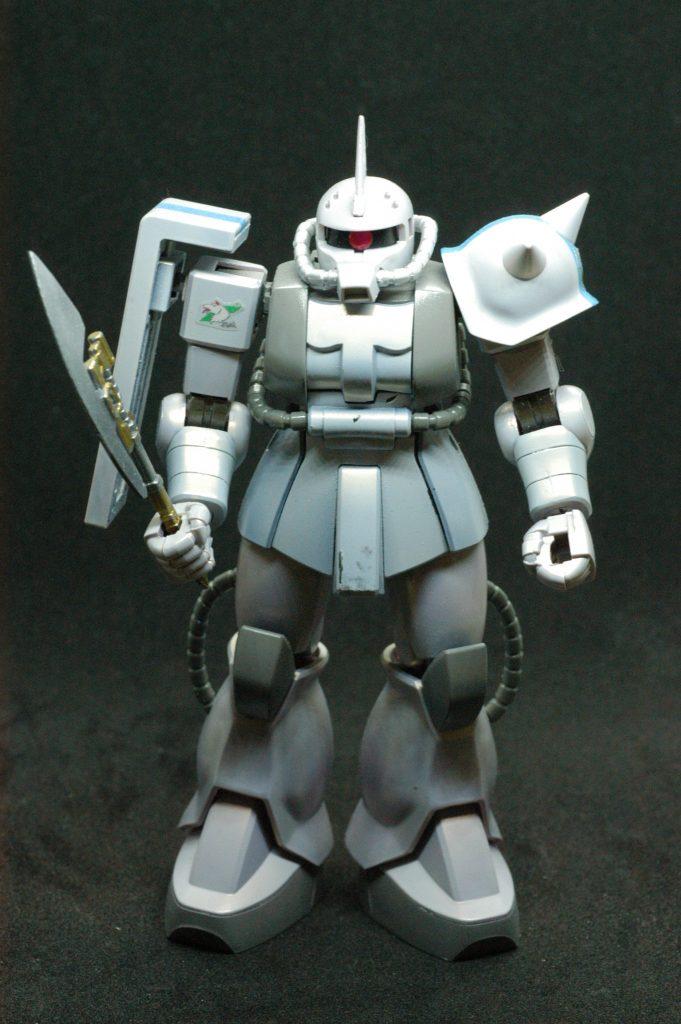 MS-06FS ザクⅡ シンマツナガカラー