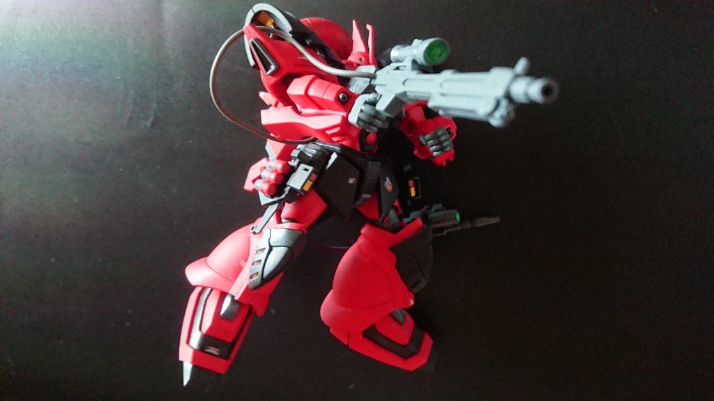 ゲルググNT用高機動試験機(改・改) アピールショット4