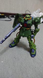 MS-06FZ  ZAKU II [type FZ]