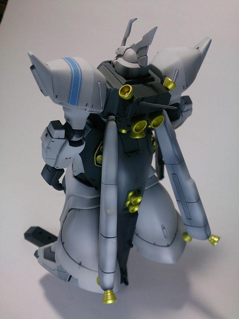 MS-14JG[SHIN MATSUNAGA'S] GELGOOG JAGER アピールショット4