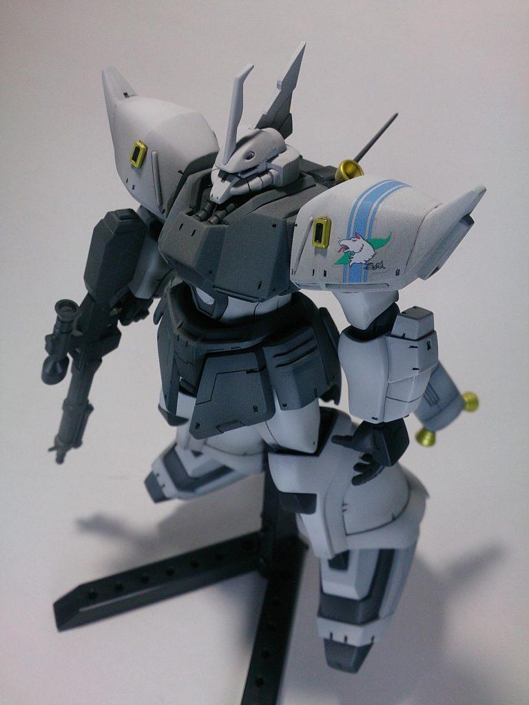 MS-14JG[SHIN MATSUNAGA'S] GELGOOG JAGER アピールショット3