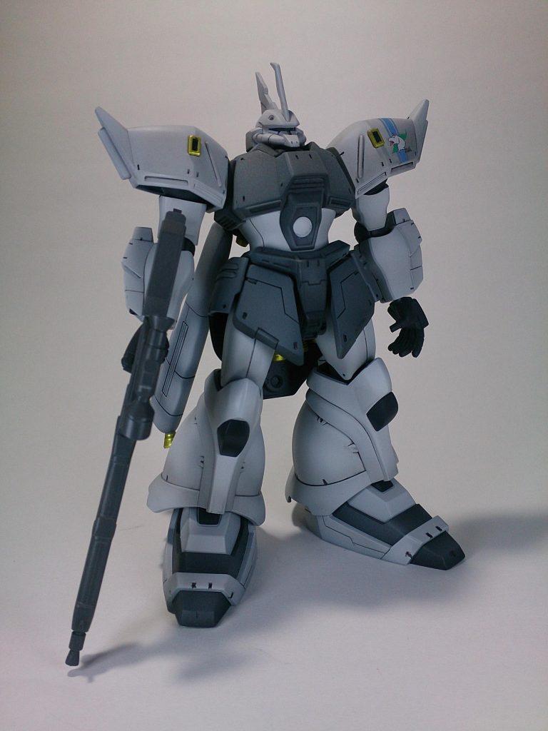 MS-14JG[SHIN MATSUNAGA'S] GELGOOG JAGER アピールショット2