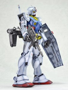 MG 1/100 RX-78-2 ガンダム Ver.1.5