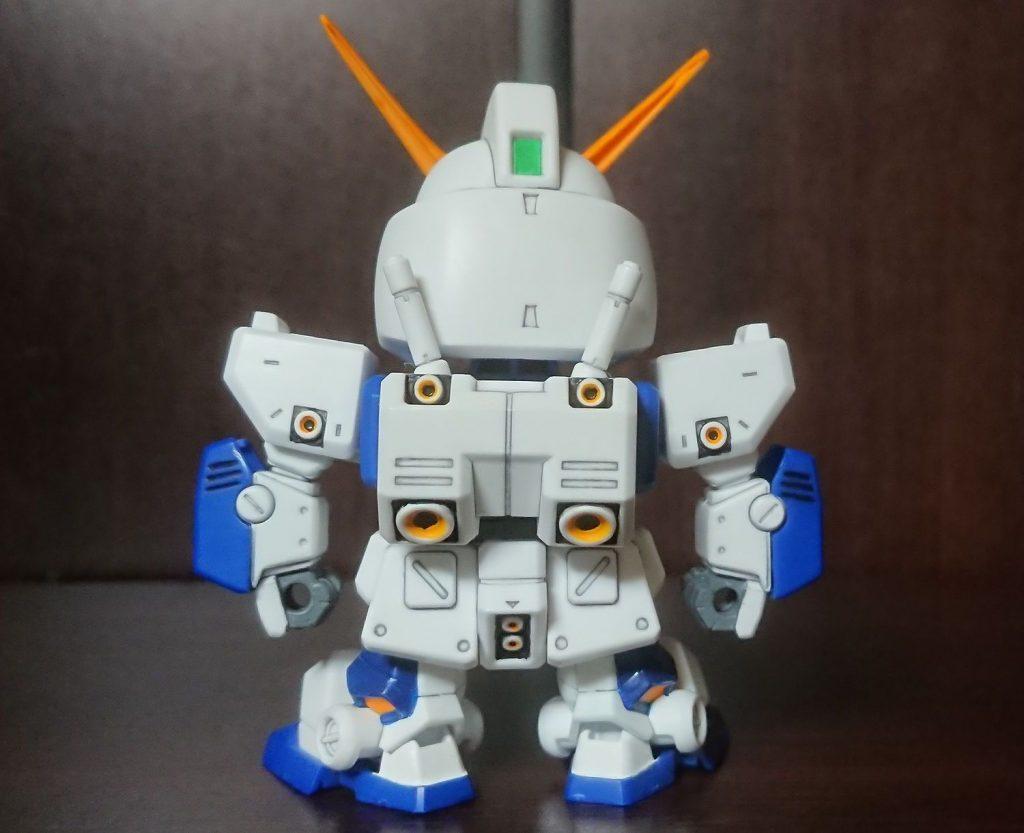 SDガンダムNT-1 アレックス アピールショット2