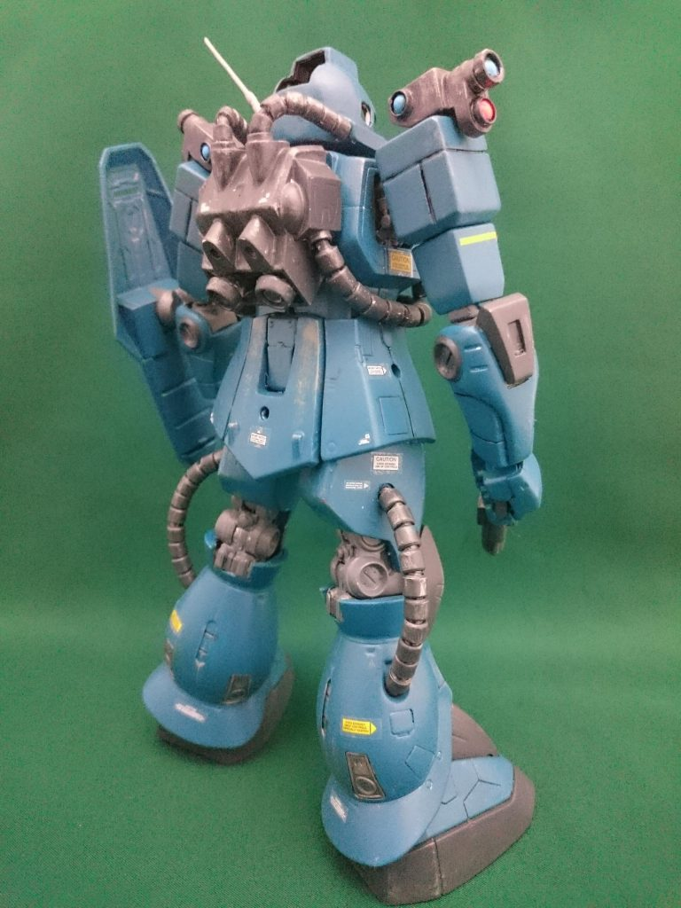MG強行偵察型ザクⅡ 1.0【B-CLUB改造レジン使用】 アピールショット4