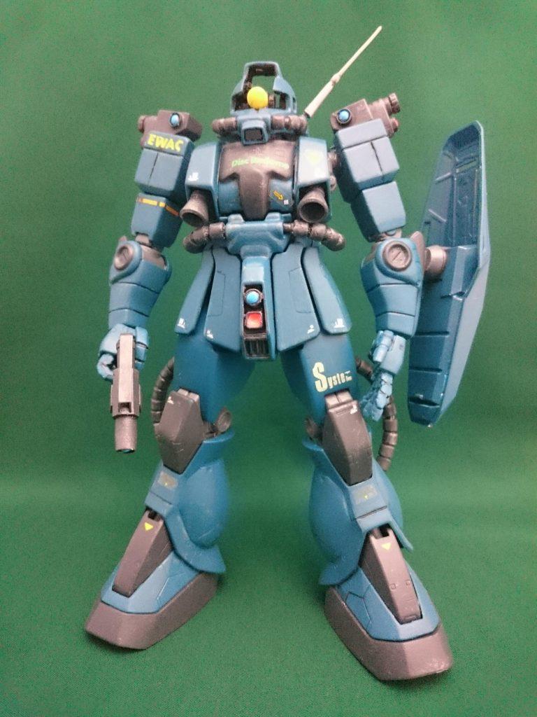 MG強行偵察型ザクⅡ 1.0【B-CLUB改造レジン使用】 アピールショット6