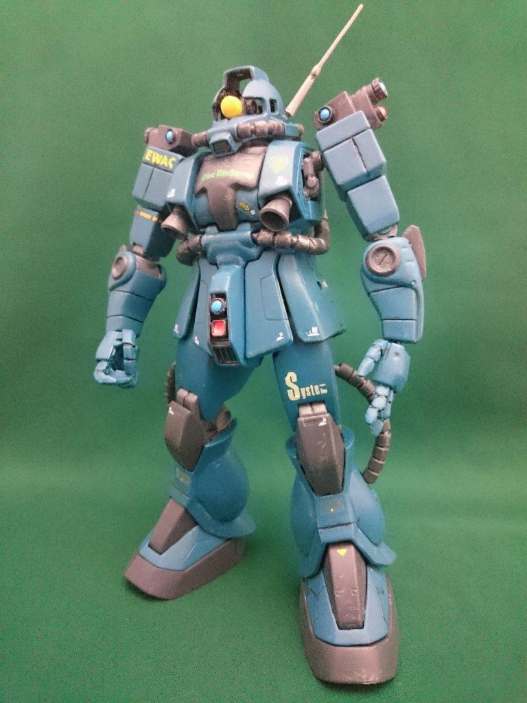 MG強行偵察型ザクⅡ 1.0【B-CLUB改造レジン使用】 アピールショット1