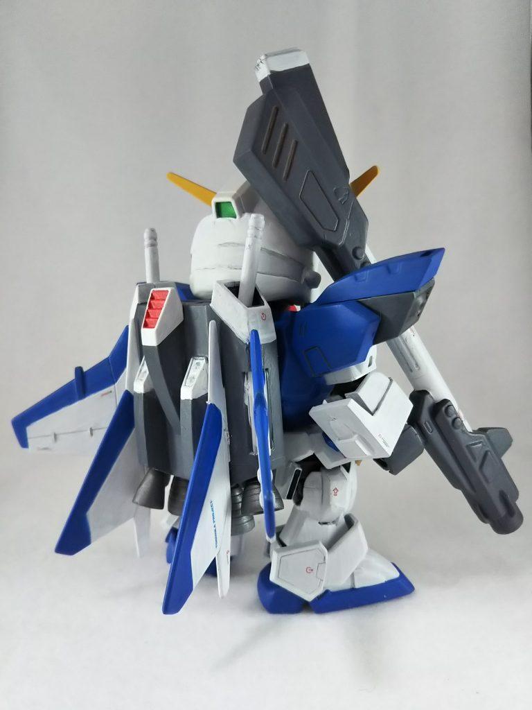 SD クラスターガンダム アピールショット2