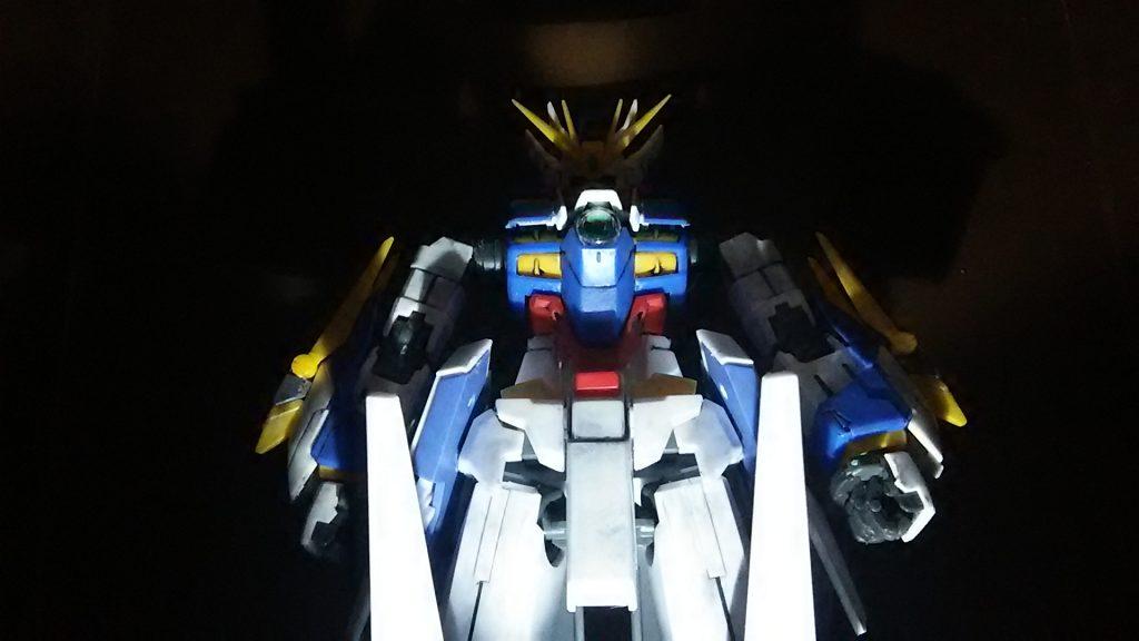 元号改正記念★ガンダムReiWA(ダブルオーアーマー) アピールショット8