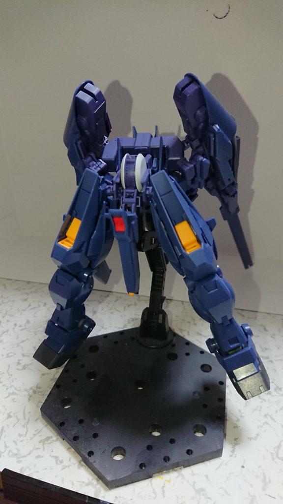 TR-6[アドバンスドヘイズル]2号機 制作工程2
