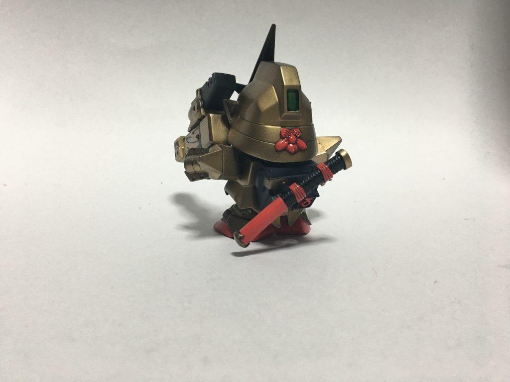BB戦士 武者百士貴 アピールショット3