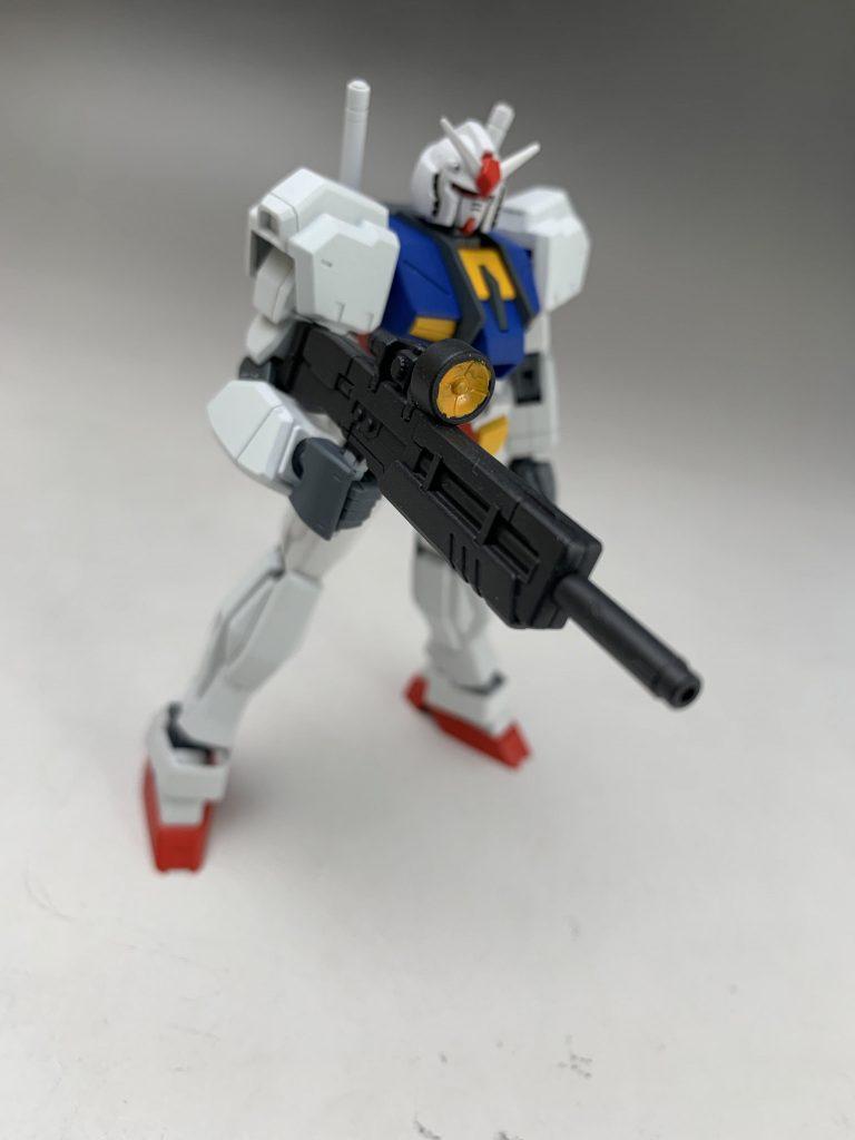 ガンダムR-01 制作工程6