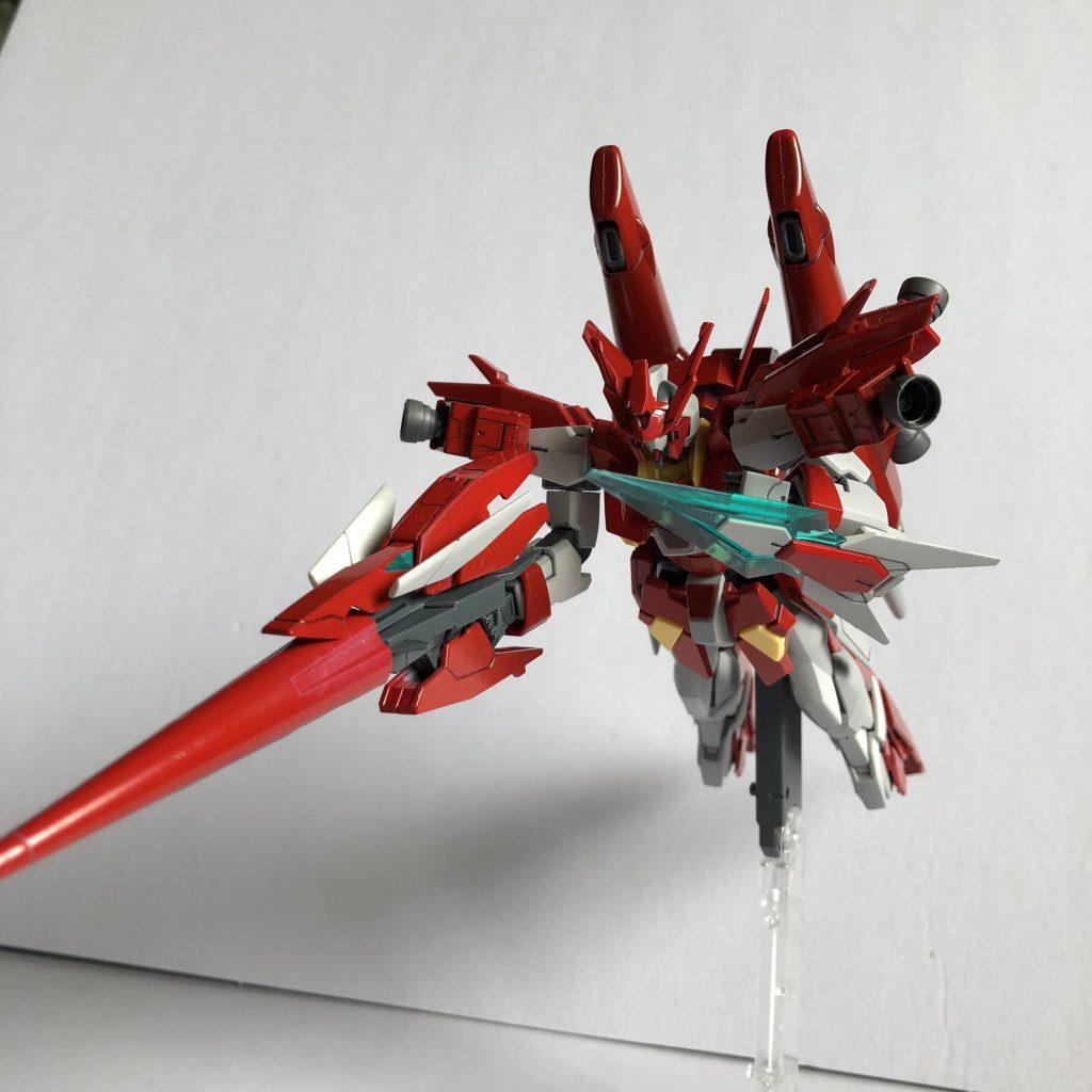 AGE-Ⅱ ソニック 制作工程1