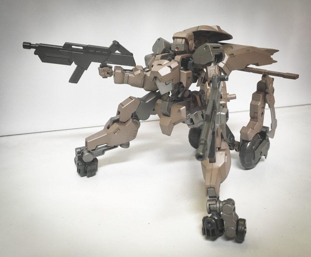 獅電 ヰ型 アピールショット6