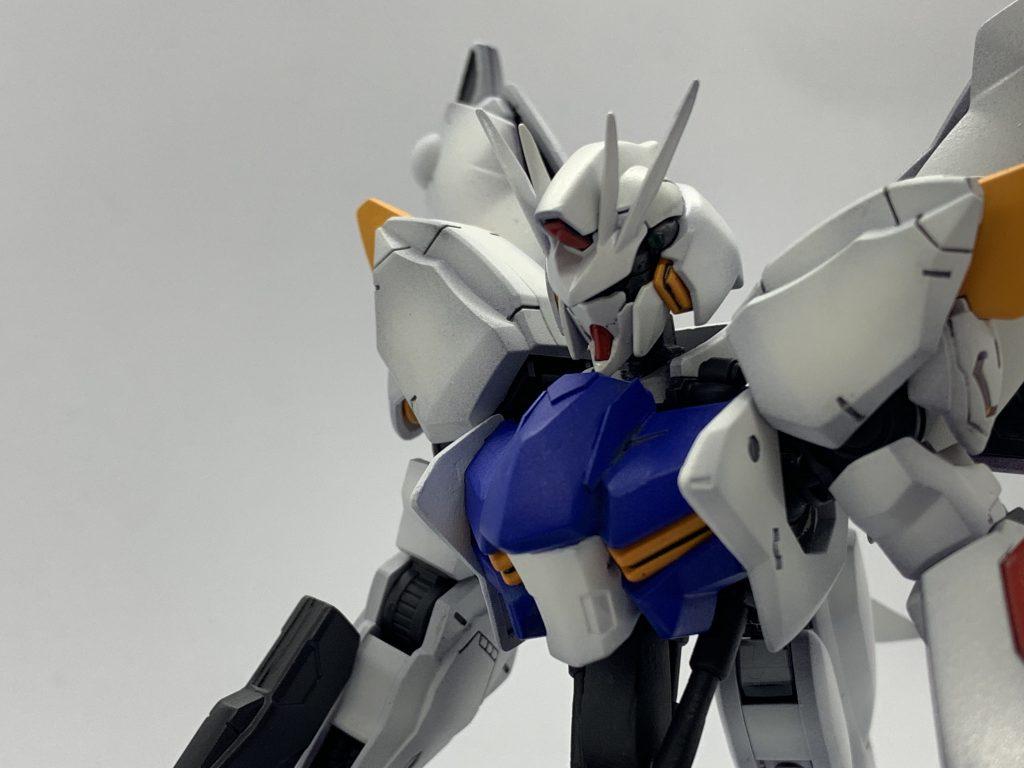 ASW-G-L ガンダムレギルス 制作工程7
