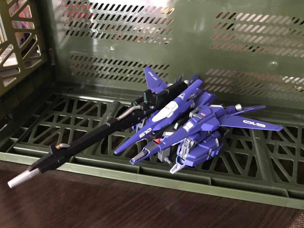 リゼルS型 拠点防衛大隊 アピールショット4