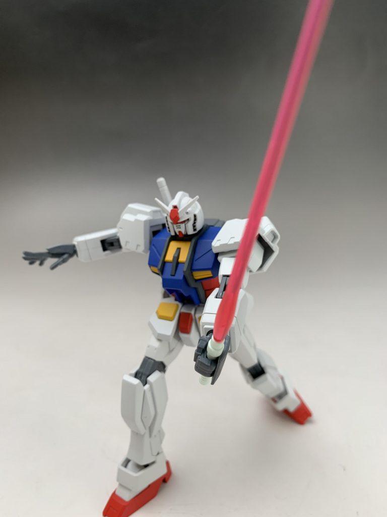 ガンダムR-01 アピールショット4