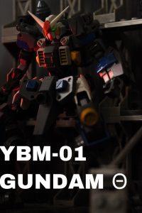 YBM-01 GUNDAM Θ