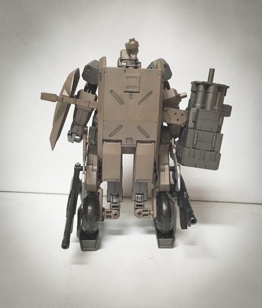 獅電 ヰ型 アピールショット3