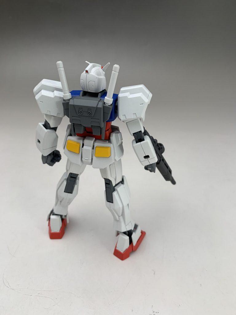 ガンダムR-01 アピールショット2