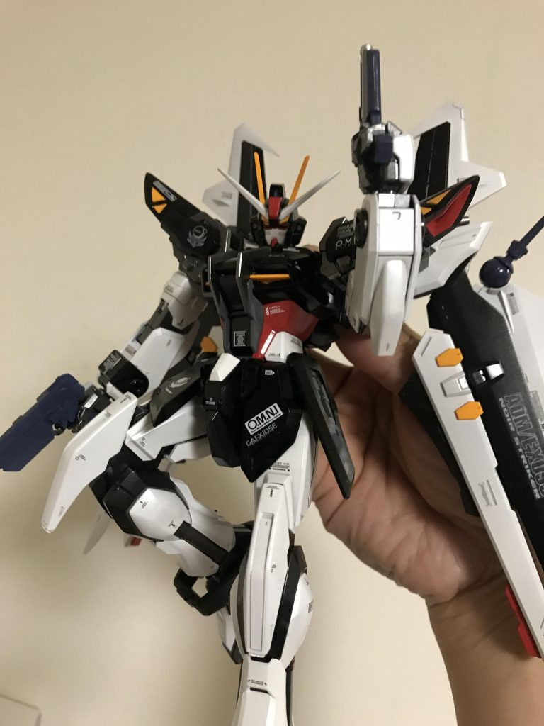 MG ストライクノワール アピールショット2
