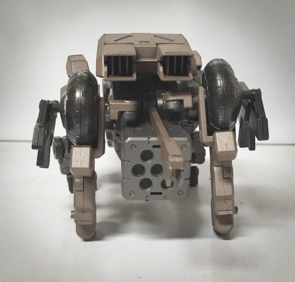 獅電 ヰ型 制作工程4