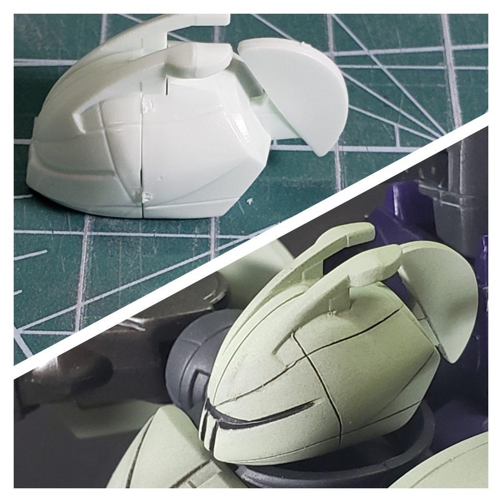 【令和初】ターンX【令和初】 制作工程2