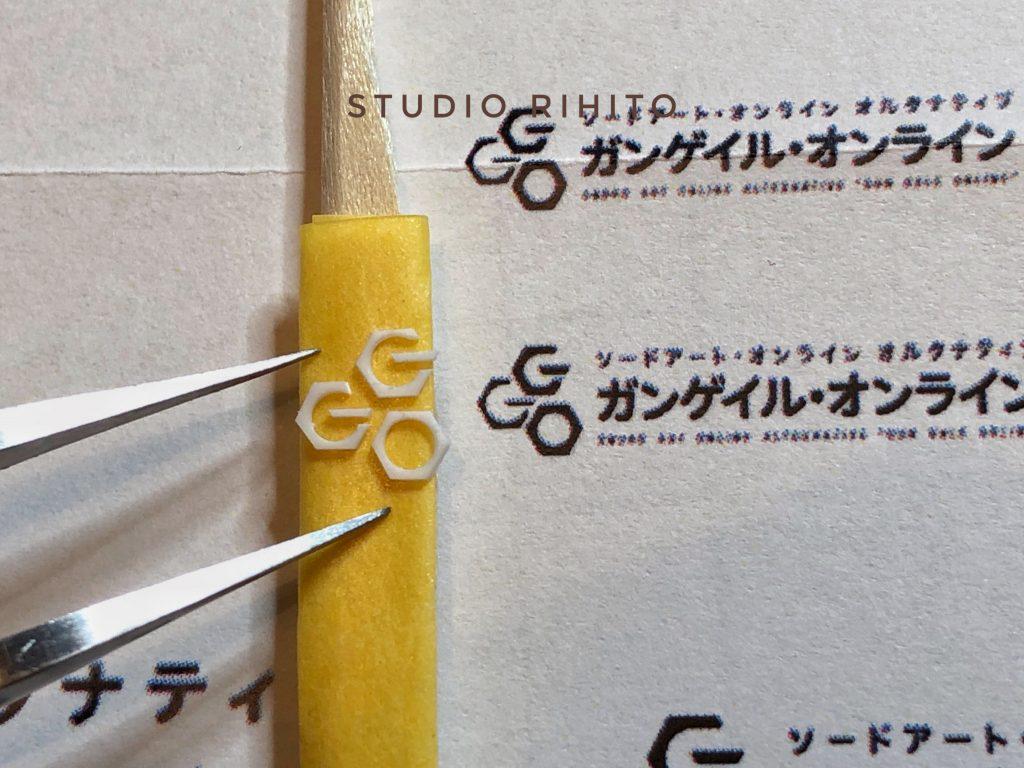 "【GML】GM GGO LLENN Ver. ""JEWEL LINE SERIES"" 制作工程5"
