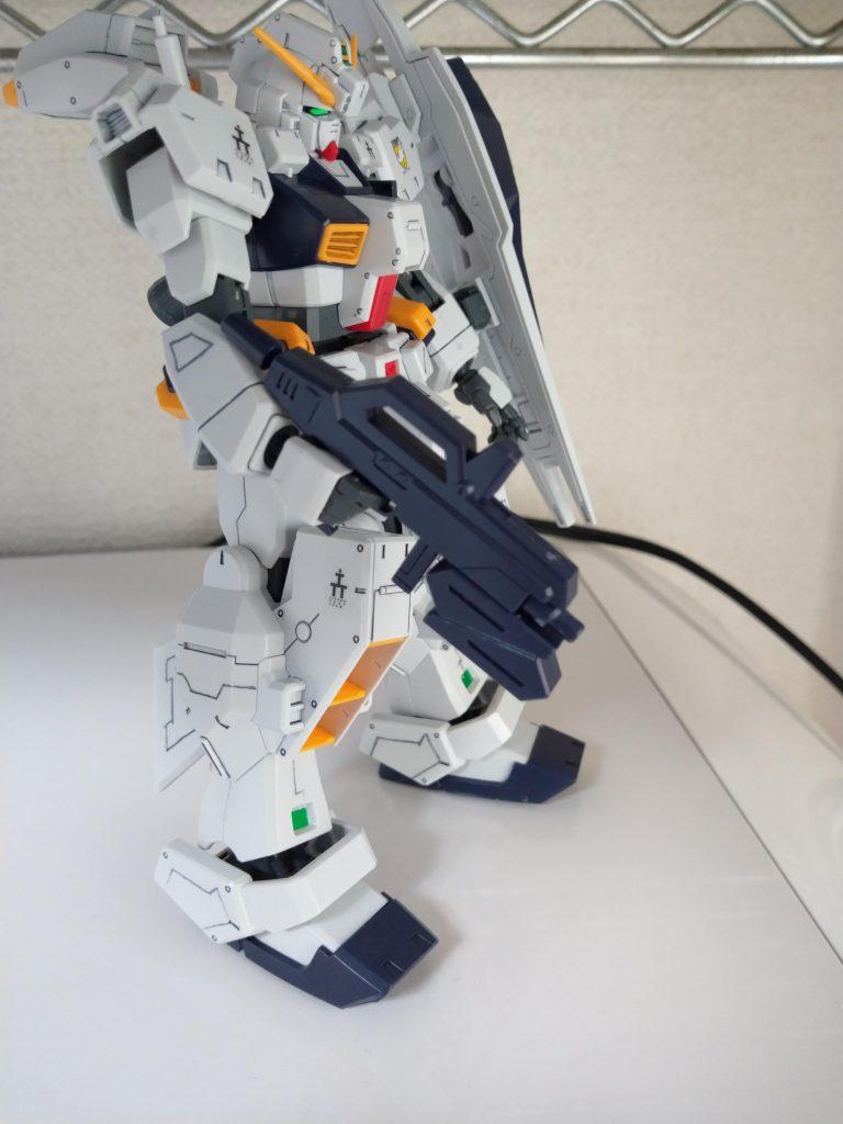 HG ヘイズル改 アピールショット2