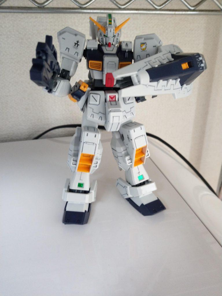 HG ヘイズル改 アピールショット4