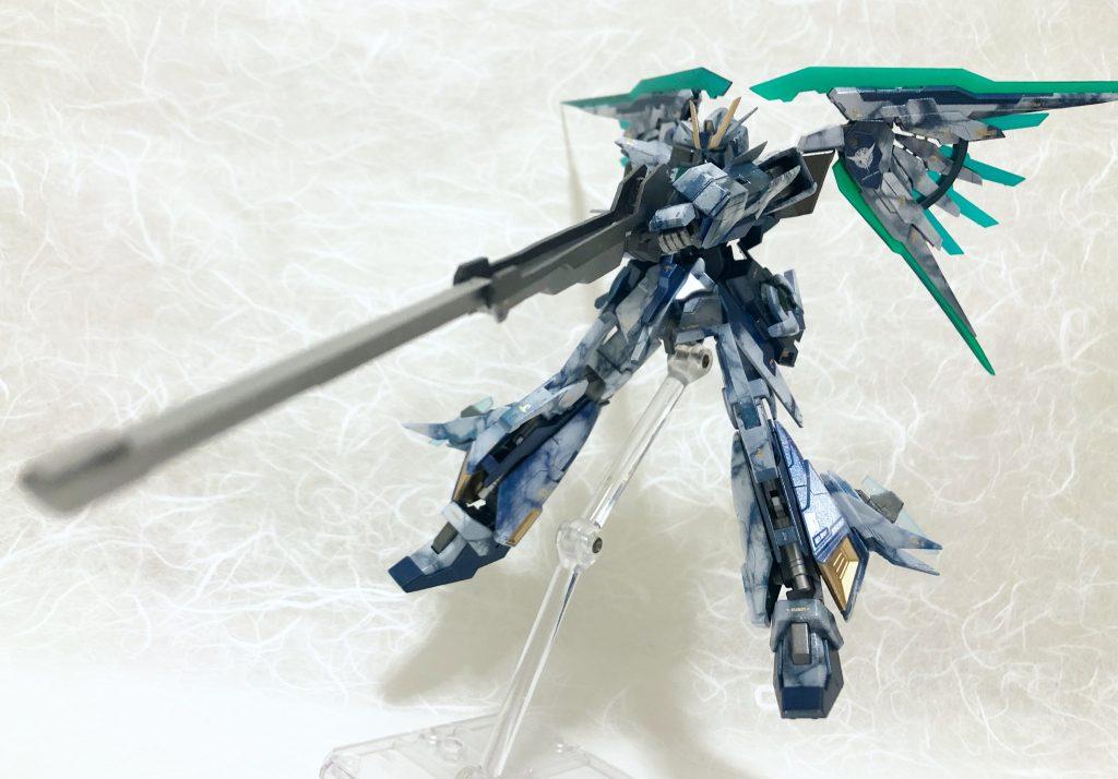 GN-VI ガンダムスピカ アピールショット4