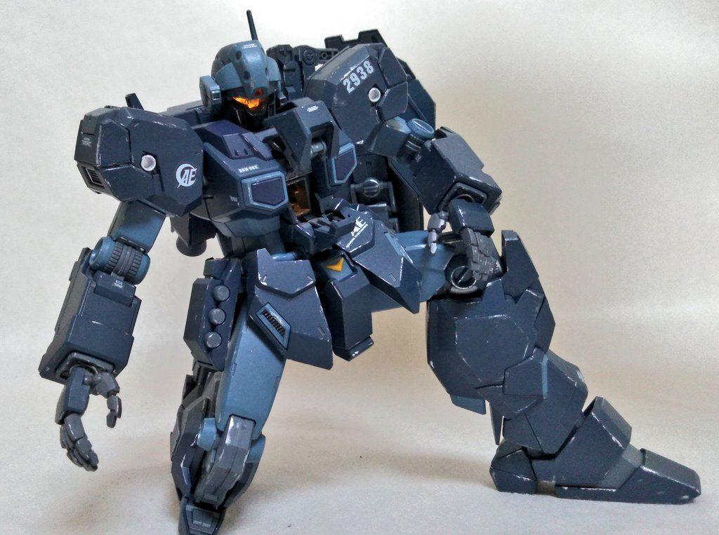 [LED改造(?)] RGM-96X ジェスタ アピールショット3