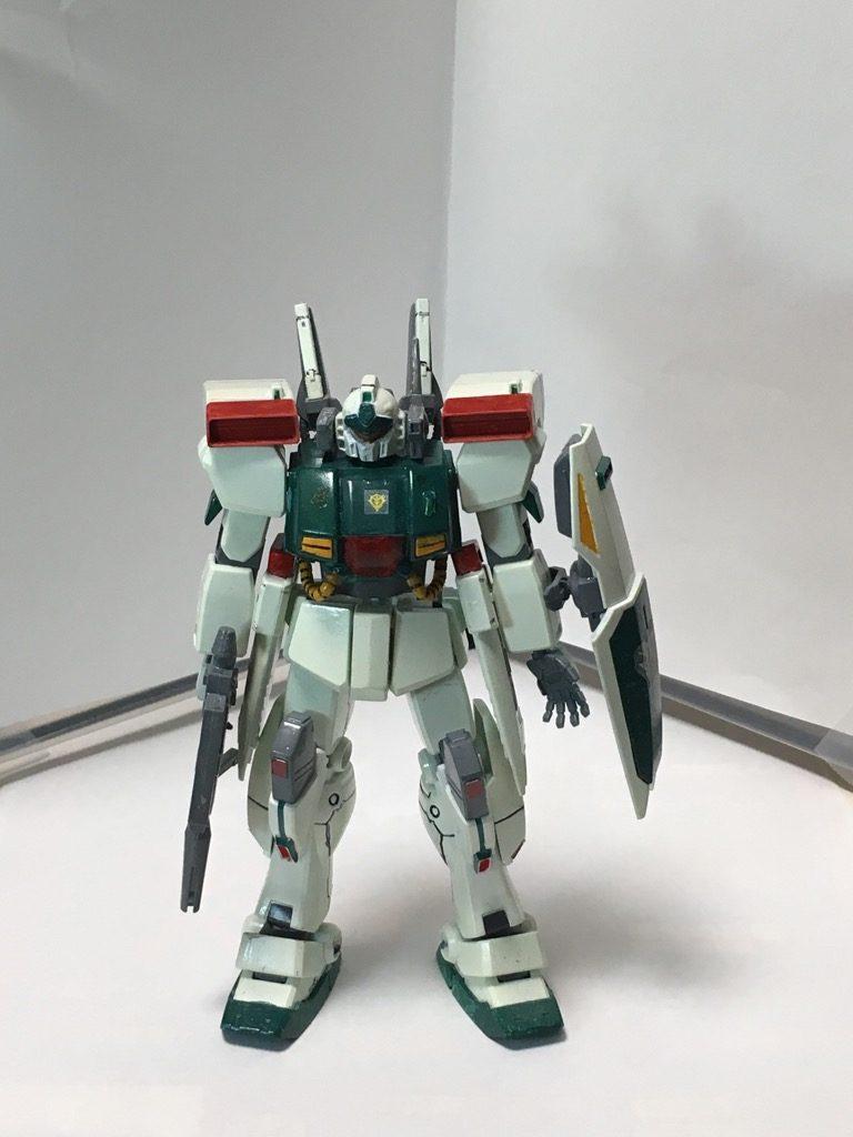 GMⅢ(ハイザックベース) アピールショット1