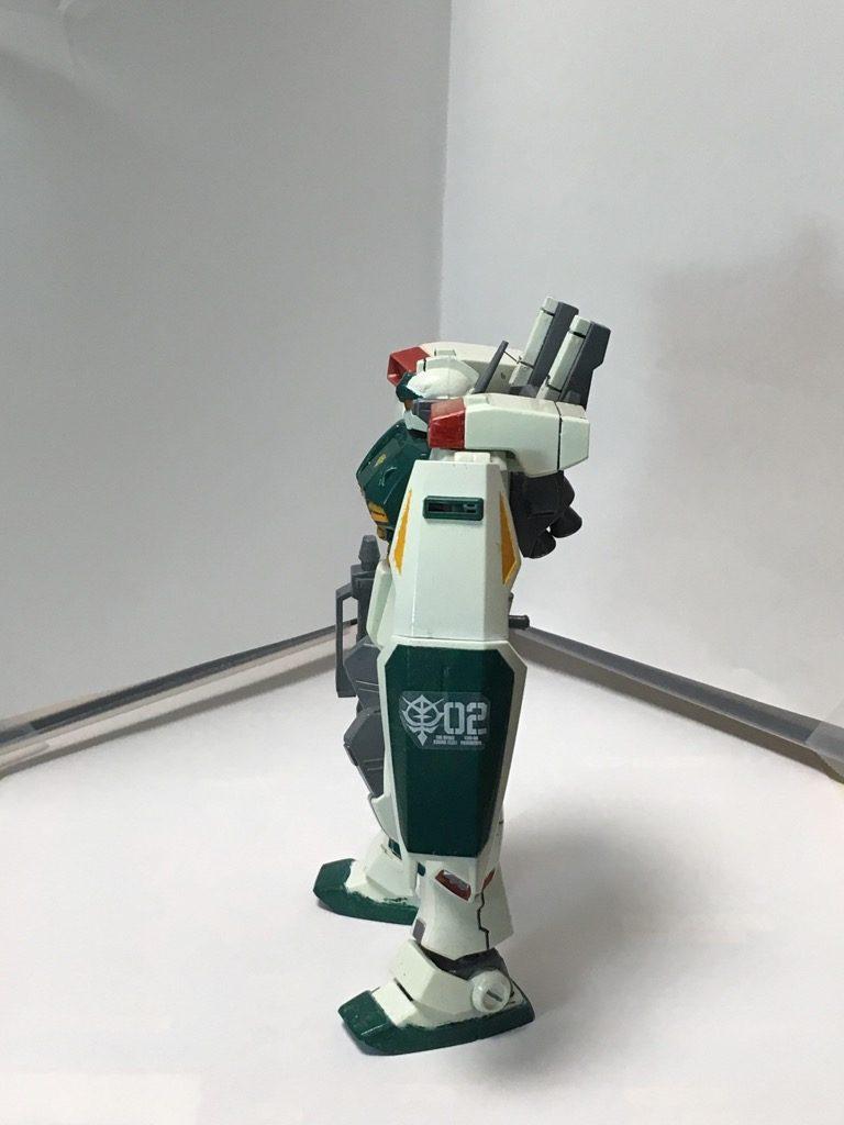 GMⅢ(ハイザックベース) アピールショット2