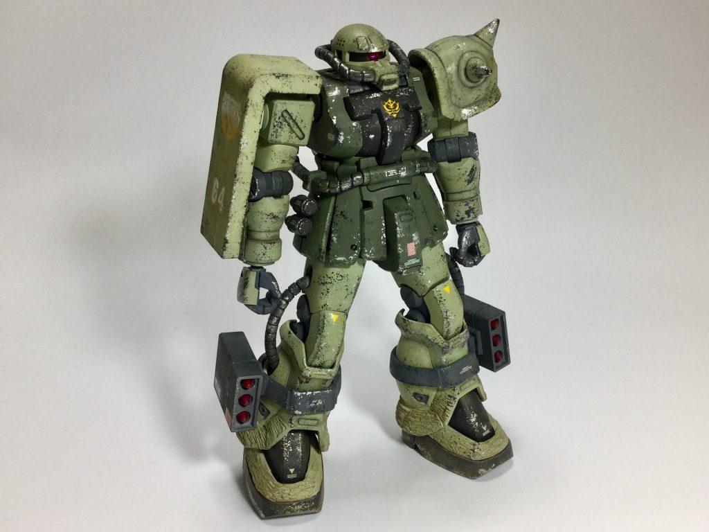 ザクII F2型(重力戦線仕様)