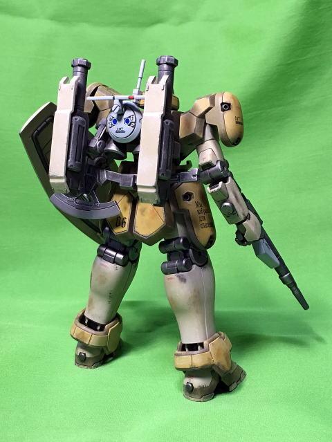 マグアナック(砲戦仕様) アピールショット2