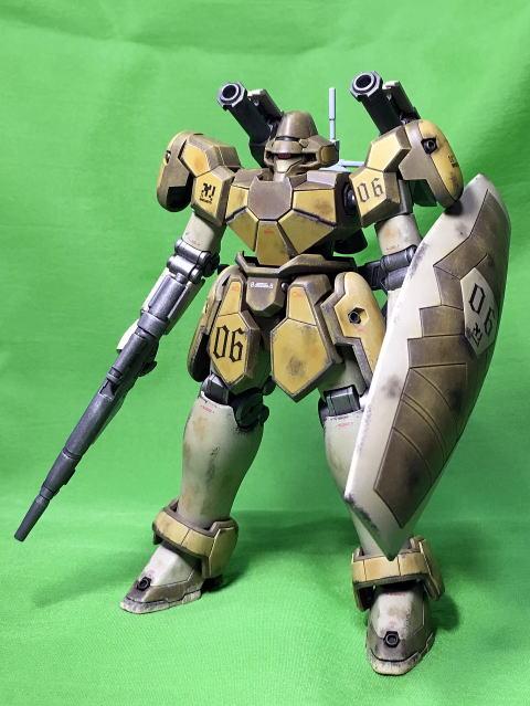 マグアナック(砲戦仕様) アピールショット1