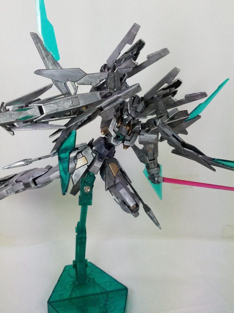 鋼鉄感AEG2マグナム アピールショット1