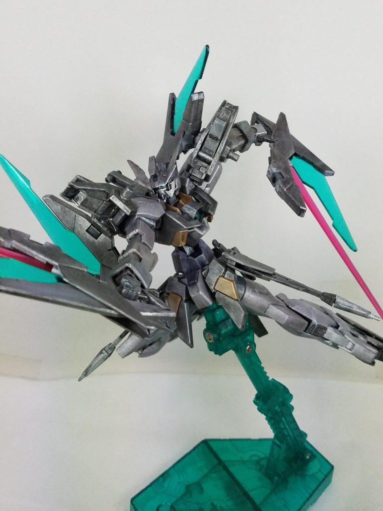 鋼鉄感AEG2マグナム アピールショット3