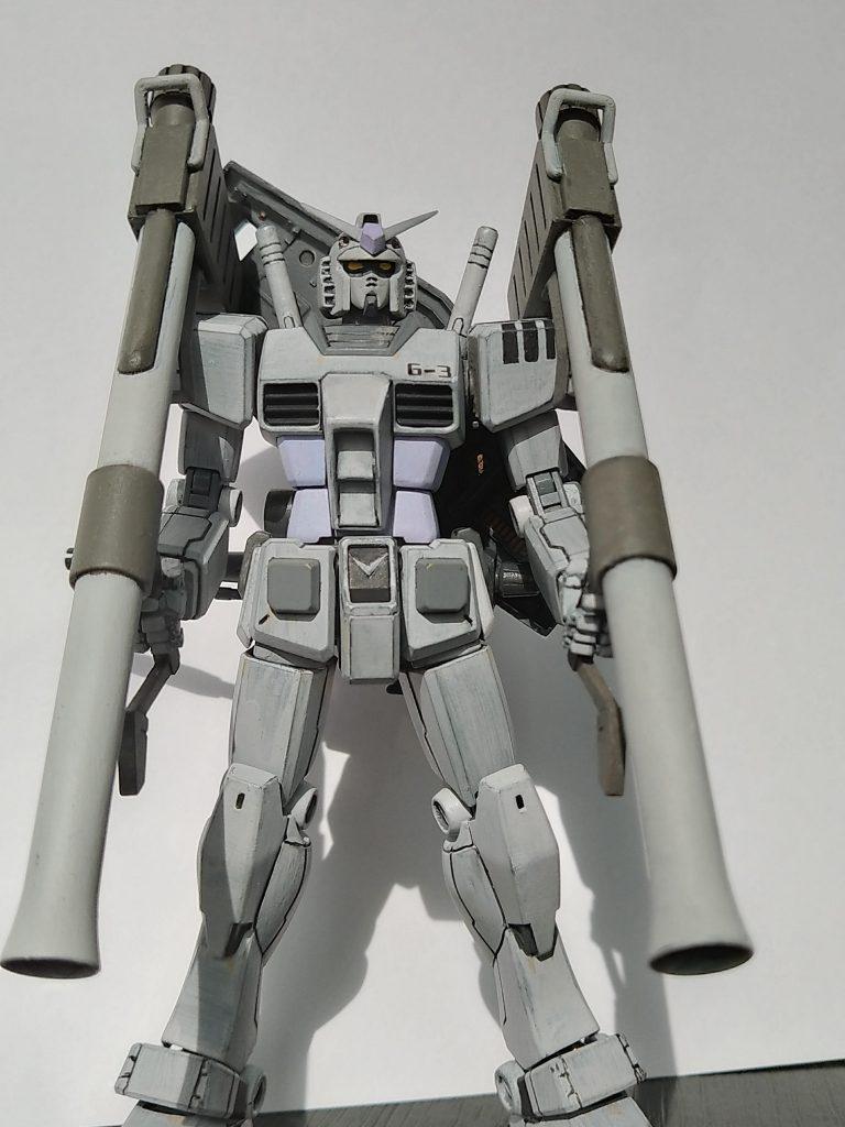 G-3ガンダム リバイブ アピールショット1