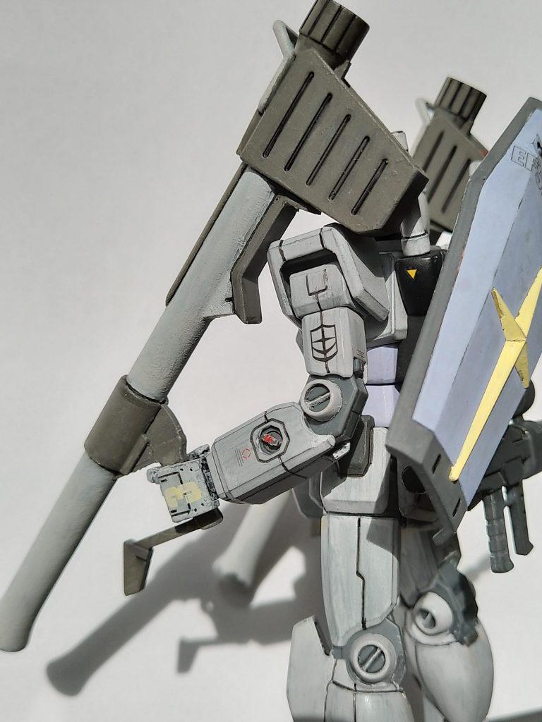 G-3ガンダム リバイブ 制作工程4
